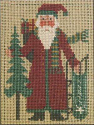 2008 Schooler Santa ~ Prairie Schooler