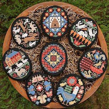 Folk Eggs ~ Prairie Schooler
