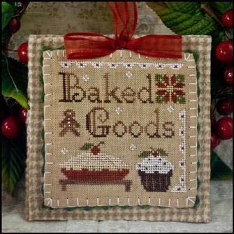 Baked Goods 2011 Ornament #7 ~ LHN