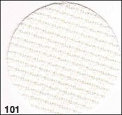 14 ct White Opalescent Aida