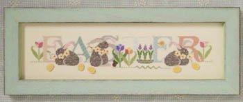 Easter ~ Cross Eyed Cricket