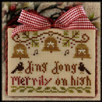 Ding Dong Merrily on High ~ LHN