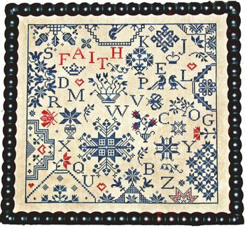 Simple Gifts - Faith ~ Praiseworthy Stitches