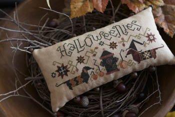 Halloweenies ~ Plum Street Samplers