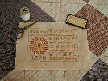 Primrose Sampler ~ Threadwork Primitives
