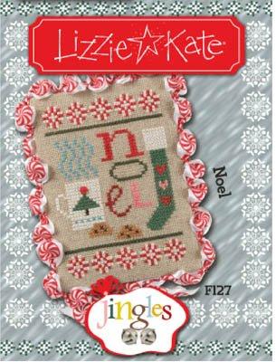 Jingles Flip it- Noel ~ Lizzie Kate
