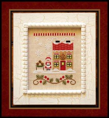 Santa's Village 4:  Mrs Claus' Cookie Shop ~ CCN