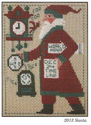2013 Schooler Santa ~ Prairie Schooler