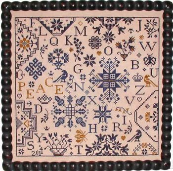 Simple Gifts - Peace ~ Praiseworthy Stitches