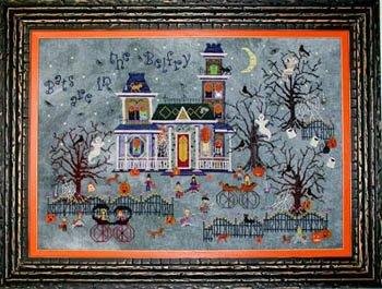 Dark Wing Manor ~ Praiseworthy Stitches