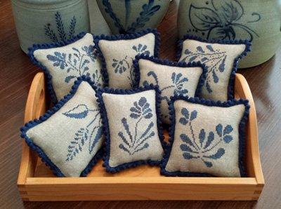 Stoneware Pinpillows ~ Priscilla's Pocket