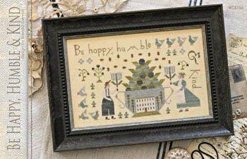 Be Happy Humble & Kind ~ WTN