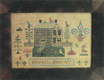 Henrietta Binns ~The  Scarlett House