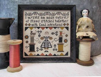 Good Intentions ~ Kathy Barrick