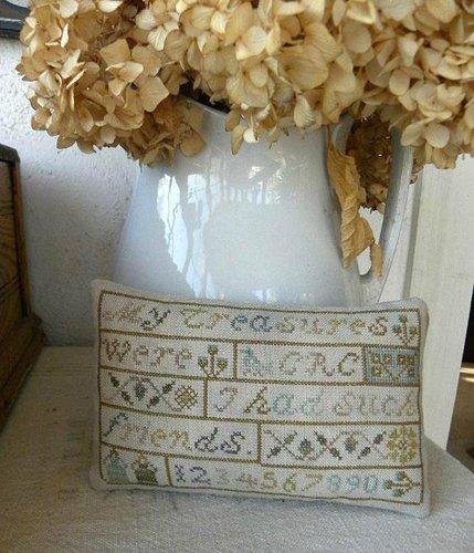 My Treasures ~ Threadwork Primitives
