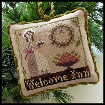 Sampler Tree Welcome Inn ~ LHN