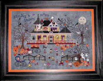 Seedy Pumpkin Cottage ~ Praiseworthy Stitches