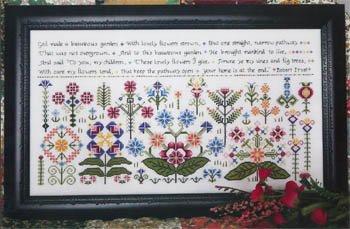 Beauteous Garden ~ Rosewood Manor