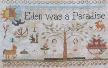 Jenny Bean Adam & Eve Parlor 2 ~ Shakespeare's Peddler