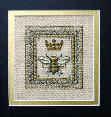 Queen Bee ~ The Bee Cottage