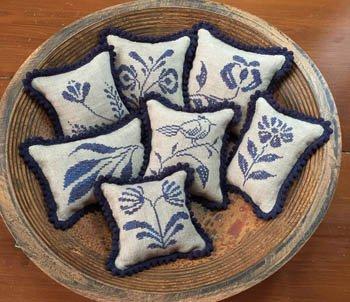 Stoneware Pinpillows 3 ~ Priscilla's Pocket