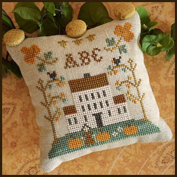 ABC Samplers #1 ABC ~ Little House Needleworks