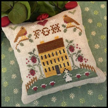 ABC Samplers #3 FGH  ~ Little House Needleworks