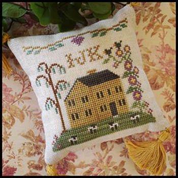ABC Samplers #4 IJK ~ Little House Needleworks