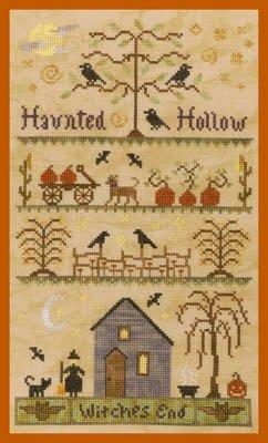 Haunted Hollow ~ Elizabeth's Designs
