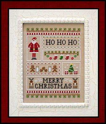 Santa's Sampler ~ CCN