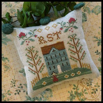 ABC Samplers #7 RST ~ Little House Needleworks