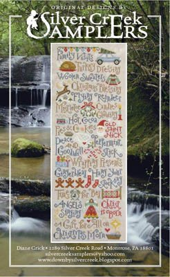 My Christmas List ~ Silver Creek Samplers
