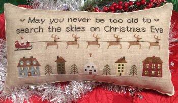 Christmas Eve Ride ~ Needle Bling