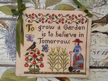 Grow a Garden ~ Lila's Studio