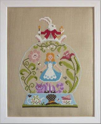 Alice Au Pays Des Merveilles ~ Jardin Prive