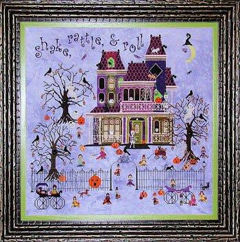 Mr Bones Starlight Ballroom ~ Praiseworthy Stitches