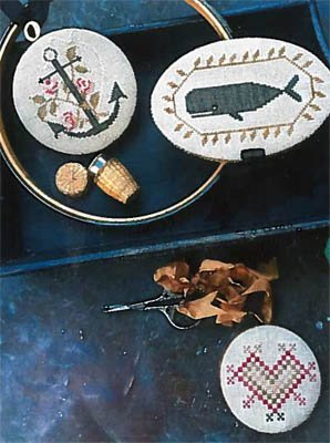 Nantucket Sewing Set ~ Stacy Nash