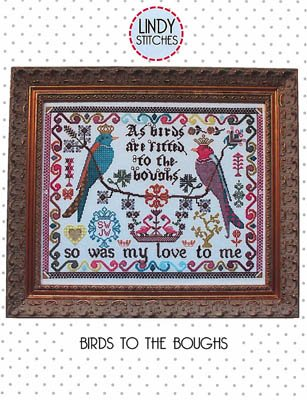 Birds to the Boughs ~ Lindy Stitches