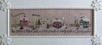 Christmas Land ~ Shakespeare's Peddlar