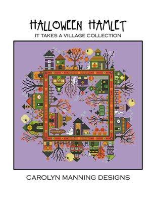 Halloween Hamlet ~ Carolyn Manning