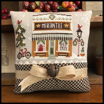 Hometown Holiday:  The Mercantile ~ LHN