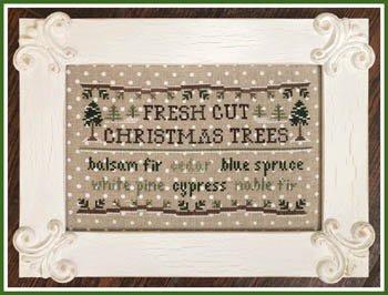 Fresh Cut Christmas Trees ~ CCN