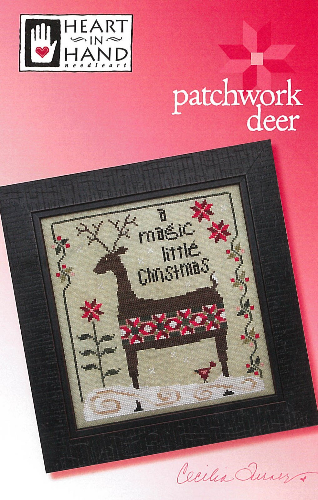 Patchwork Deer ~ HIH