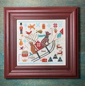 Bringing Christmas ~ Kathy Barrick