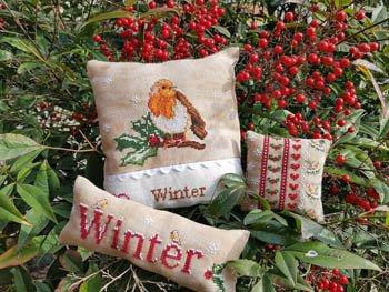 Pettirosso Tris Winter ~ Serenita di Campagna