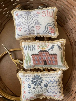 Sampler Petites Part 3 ~ From the Heart