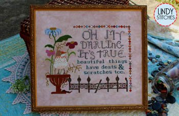 Beautiful Things ~ Lindy Stitches