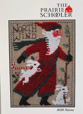 2020 Schooler Santa ~ Prairie Schooler