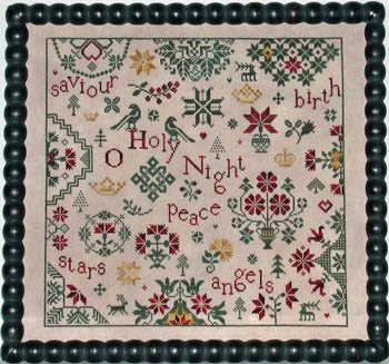 Simple Gifts O Holy Night ~ Praiseworthy Stitches