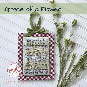 Grace of a Flower ~ HOD